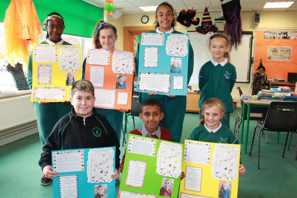 Our Audiology Projects St Columbas Girls National School